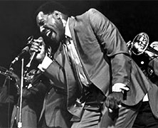 Otis Redding Dies in Plane Crash