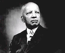 Carter Woodson Born
