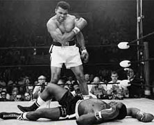 Cassius Clay Becomes World Heavyweight Boxing Champion