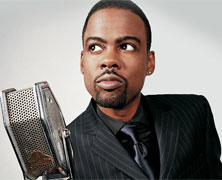Chris Rock Born