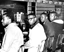 Greensboro Sit-ins Take Place