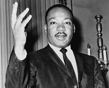 Martin Luther King Jr was Born