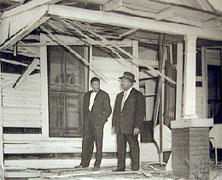 Martin Luther King, Jr.'s House Bombed