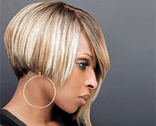 Mary J. Blige Born