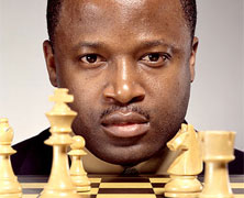 Maurice Ashley Named Chess Grandmaster