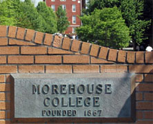 Morehouse College Organized