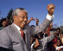 Nelson Mandela is Released from Prison