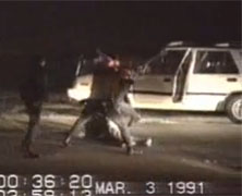 Rodney King Beaten by LAPD