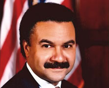 Ron Brown Elected Chairman of the Democratic Party