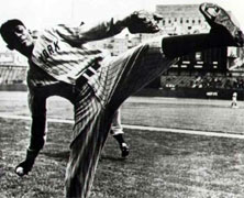 Satchel Paige nominated for Baseball Hall of Fame