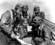Tuskegee Airmen Established