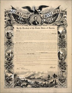 The Emancipation Proclamation - Black History Moments