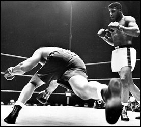 Floyd Patterson - Black History Moments