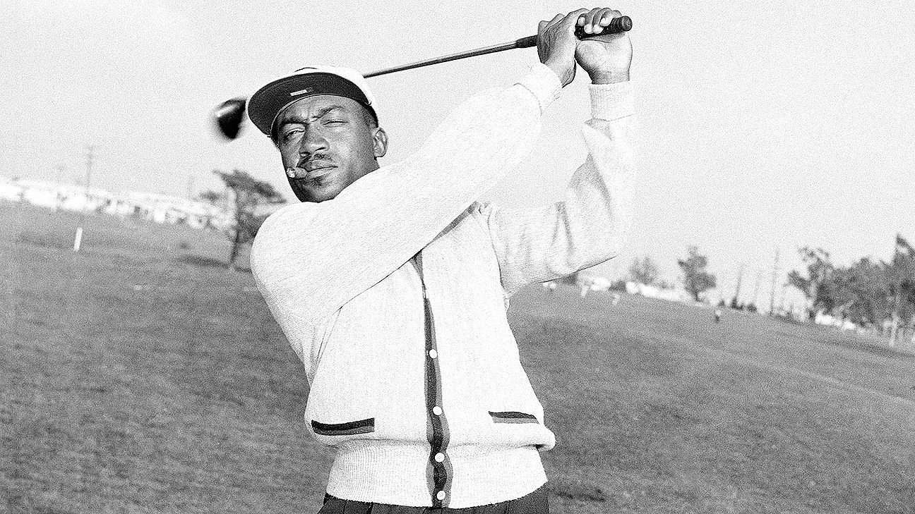 Charlie Sifford Breaks the PGA Color Barrier
