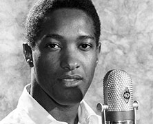 Singer Sam Cooke Killed