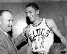 The First Black Player Drafted In The NBA