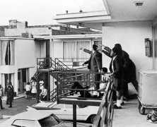 Dr. Martin Luther King, Jr. Assassinated