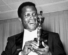Sidney Poitier Wins the Oscar