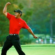 Tiger Woods Wins 4th Masters